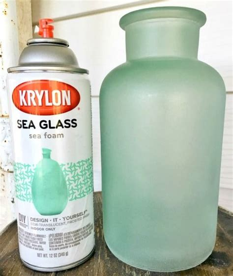 spray paint for glass 1000 ideas about spray painting glass on