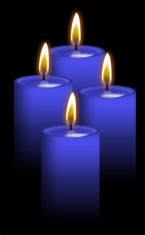 blue candles 4 blue candles by blood huntress on deviantart