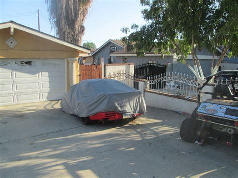 a porsche in the driveway or how to find a barn find
