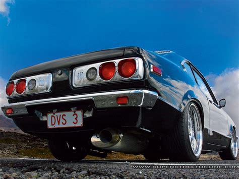 Classic Car Wallpaper 1024 X 768 by Mazda Rx3 Savanna Classic Import Car Wallpaper 1024x768