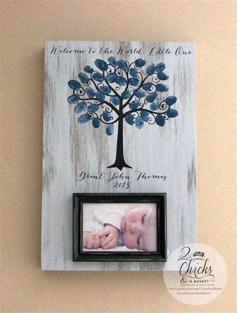 picture frame guest book ideas best 25 baby shower thumbprint guest book ideas on