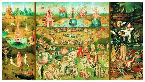 Bosch Der Garten by Hieronymus Bosch Der Garten Der L 252 Ste 9000 Teile