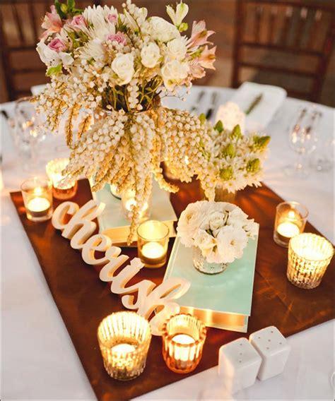 diy wedding centerpieces candles flowers candles and cuteness diy wedding centerpieces