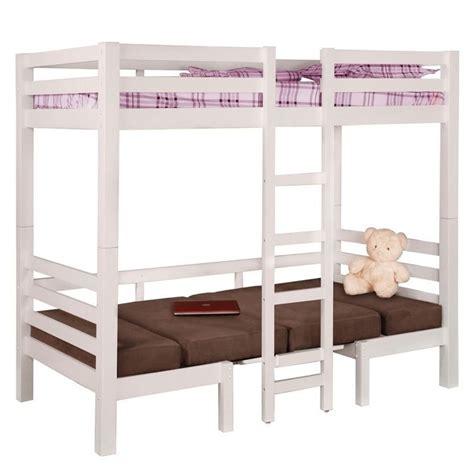 convertible loft bunk bed coaster convertible loft bunk bed in white