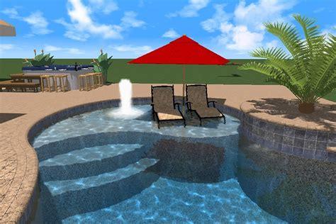 pool design software 3 d pool design software all aqua pools