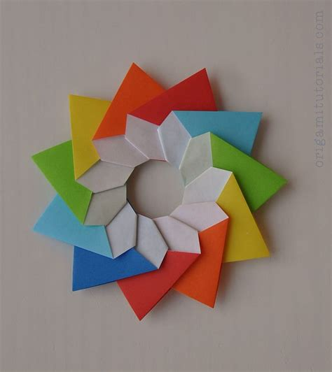 tutorial origami 3310 best images about diy on advent calendar