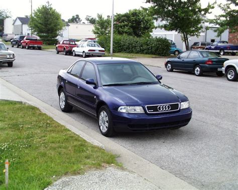 1998 Audi A4 1 8t by Sports Project Cars 1998 Audi A4 1 8t