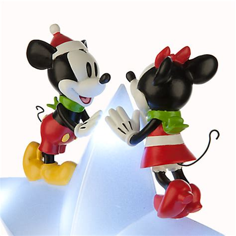disney tree lights disney mickey and minnie mouse tree topper