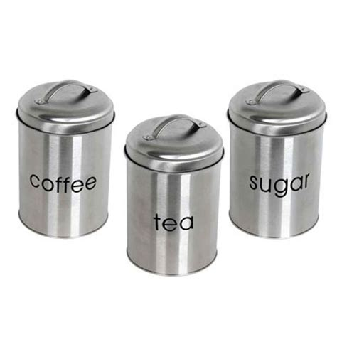 stainless steel kitchen canisters stainless steel canister set kitchen