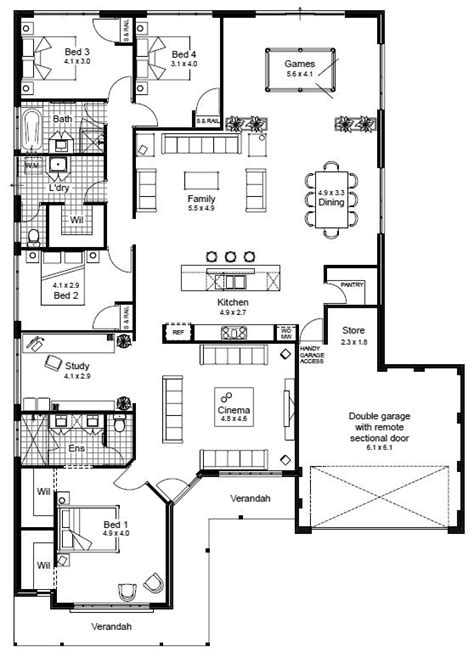 home builders house plans the 25 best australian house plans ideas on