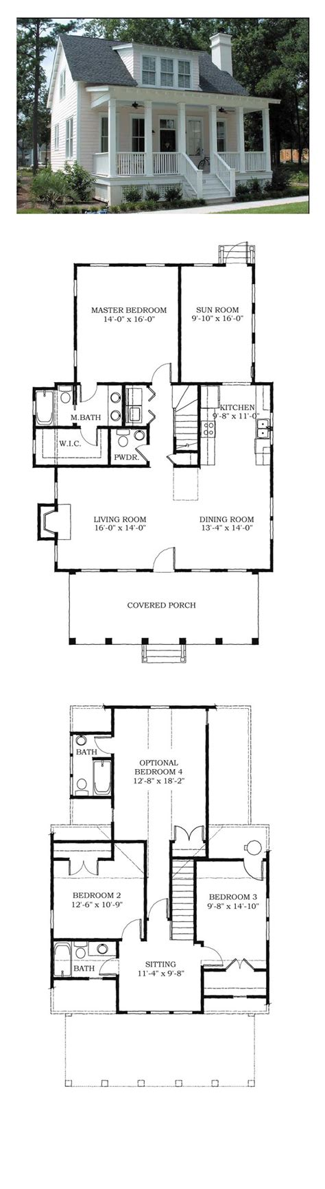 tiny cottage floor plans 25 best ideas about small house plans on