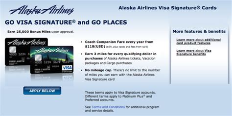 credit card offers on make my trip are 30 000 enough to make alaska s new credit card