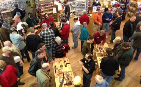 woodworking events lie nielsen 2013 tool event at highland