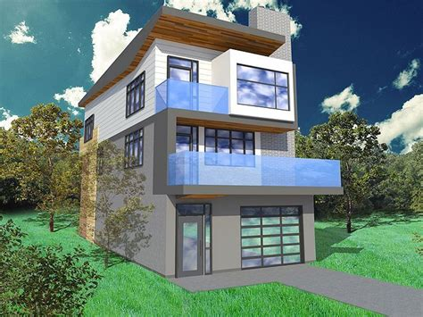 houses for narrow lots 25 best ideas about narrow lot house plans on narrow house plans retirement house