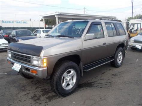 electronic throttle control 1998 nissan pathfinder auto manual service manual how to sell used cars 1994 nissan pathfinder electronic throttle control used