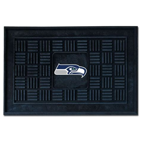 redskins paint colors home depot fanmats seattle seahawks 18 in x 30 in door mat 11462