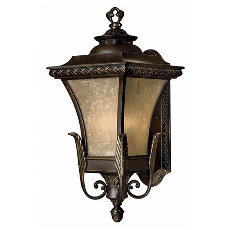 outdoor lighting sconces buy the brynmar large outdoor wall sconce