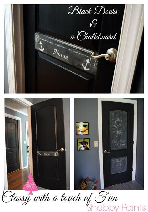 chalkboard paint reddit black doors and a chalkboard shabby paints