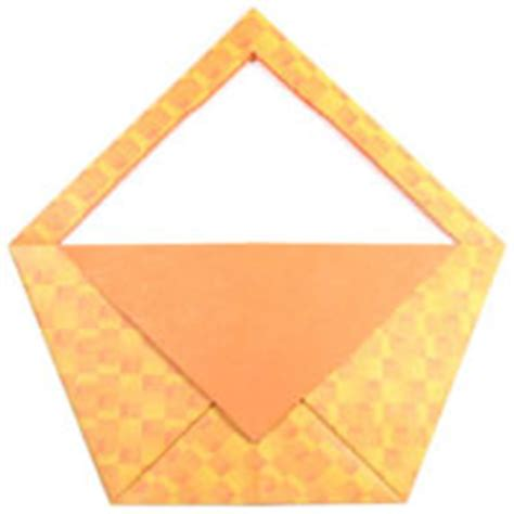 how to make an origami purse how to make origami bag