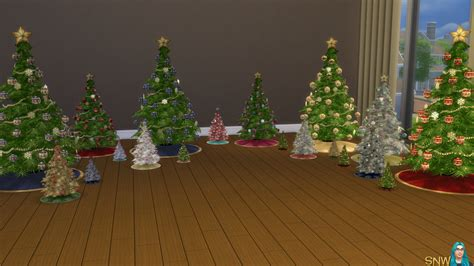 trees 3 sizes snw simsnetwork