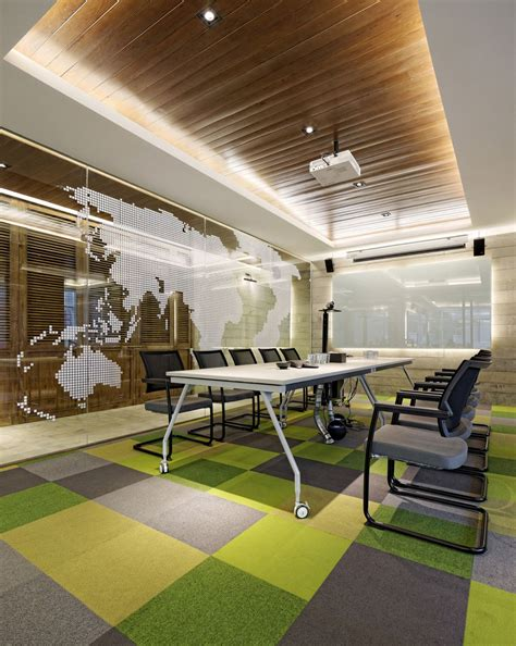 conference room design inspiring office meeting rooms reveal their playful designs