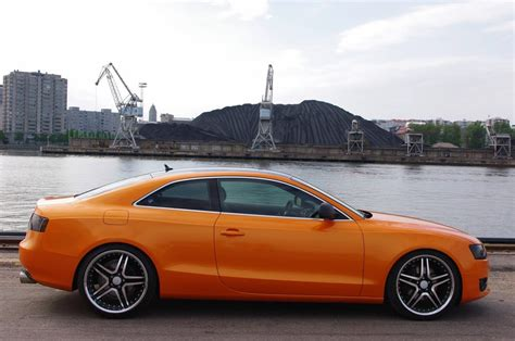 08 Audi S5 by A5 Coupe 3 0tdi Quattro 08 Orange Audi A5 Forum