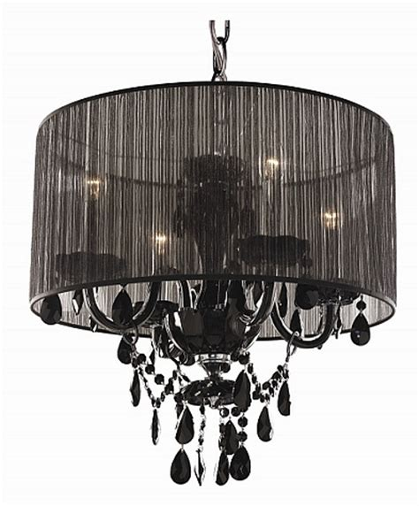 black shade chandelier black shade chandelier picture image by tag