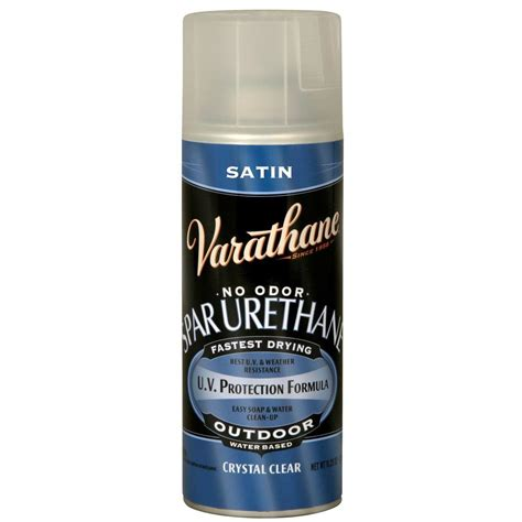 home depot paint guard varathane 11 25 oz clear satin spar urethane spray paint