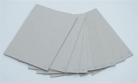 card materials for a card glossy 350g grey paper plates laminated grey board