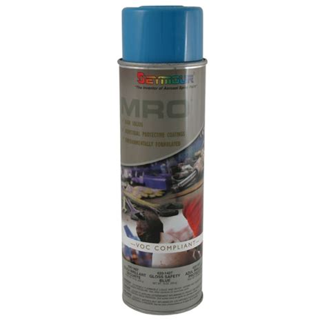 spray painting hazards and measures shop seymour safety blue indoor outdoor spray paint at