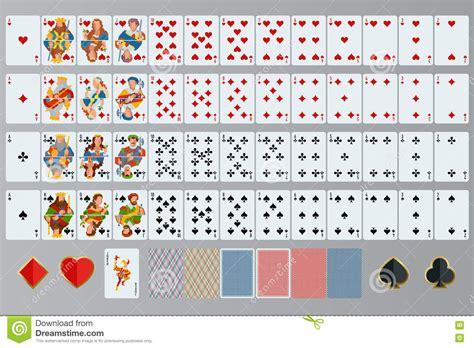 card set cards set cards set stock