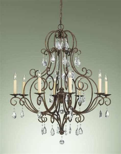 murray feiss chateau chandelier murray feiss f2303 8mbz chateau eight light chandelier
