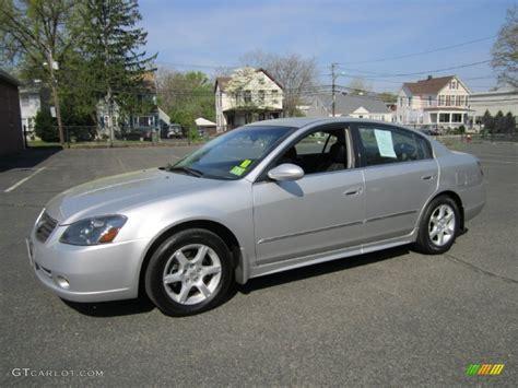 2005 Nissan Altima Sl by 2005 Sheer Silver Metallic Nissan Altima 3 5 Sl 63871615