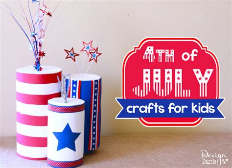 easy 4th of july crafts for 4th of july craft