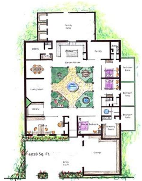 garden home house plans 25 best ideas about contemporary house plans on