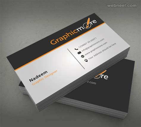 make visiting card design 50 creative corporate business card design exles