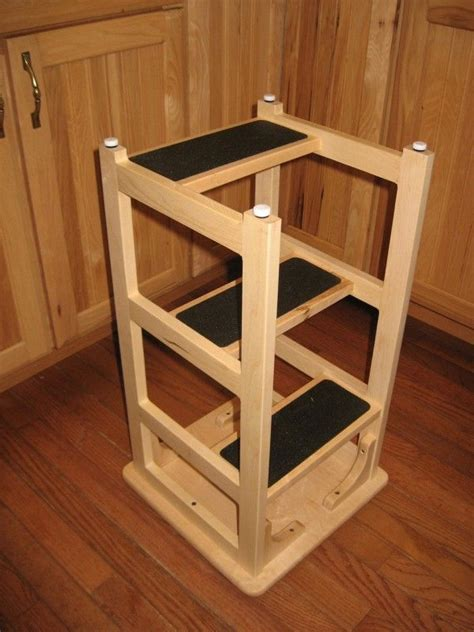 woodworking plans step stool best 25 step stools ideas on 3 step stool