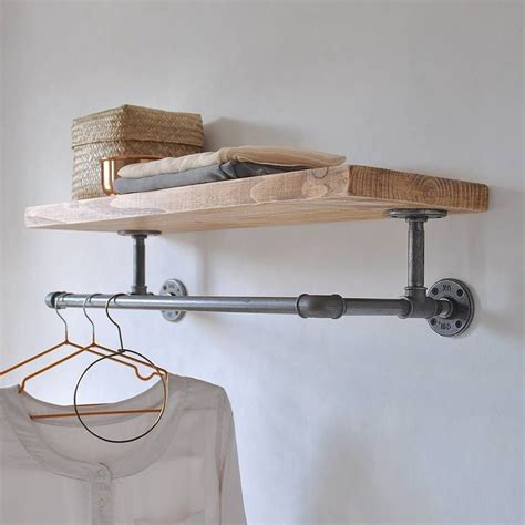 clothes rack with shelves best 25 clothes rail ideas on clothes racks
