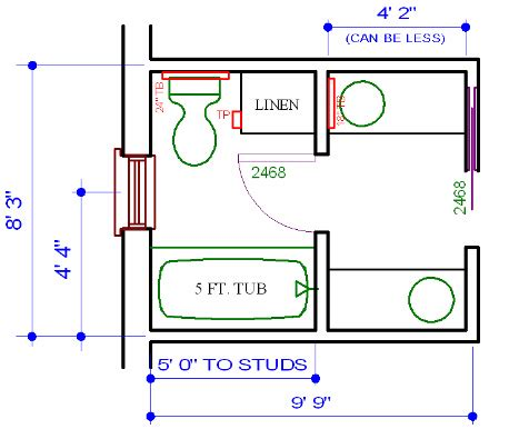 design your own bathroom layout pocket door dimensions