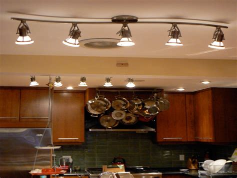 kitchen track lighting fixtures lights for kitchen ceiling modern led dimmable track