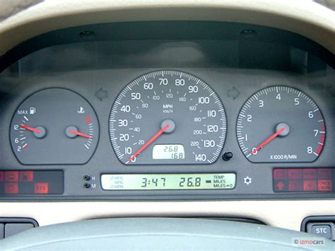motor repair manual 2004 volvo v40 instrument cluster image 2003 volvo c70 2 door convertible 2 4l turbo instrument cluster size 640 x 480 type