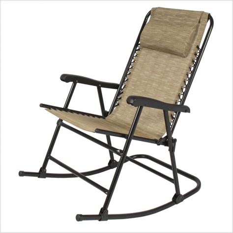 rocking folding lawn chair folding rocking lawn chair in a bag chairs home