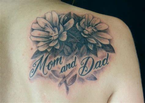 mom and dad tattoos tattoo ideas pinterest