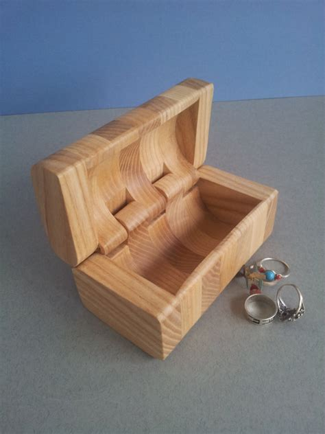 craft wood projects a really cool project idea for the future a ring box