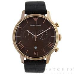 mens leather watches emporio armani ar1616 uk cheapest armani ar1616 watches
