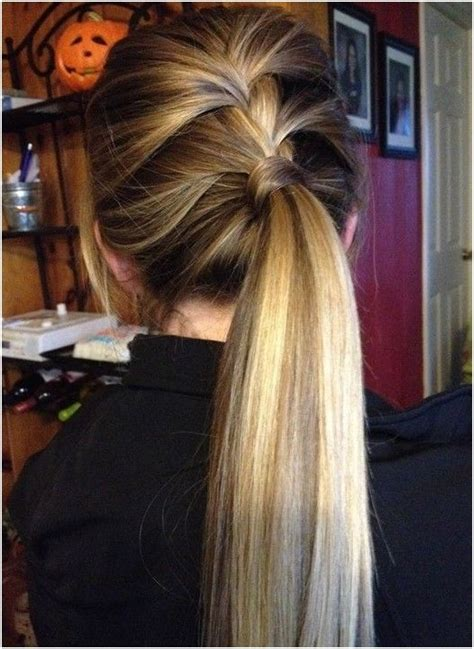 braiding hairstyles with 14 braided ponytail hairstyles new ways to style a braid