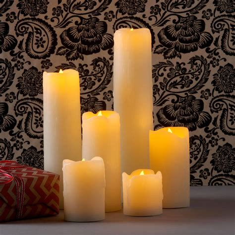 candles electric flameless candles led candles battery candles lights