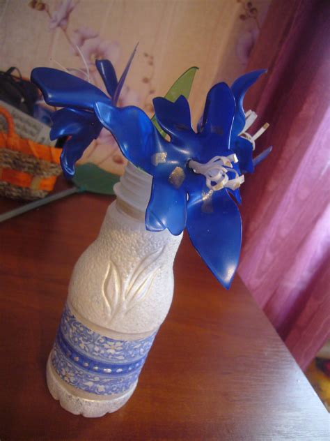 plastic water bottle crafts for glass bottles diy crafts decoupage ideas recycled crafts