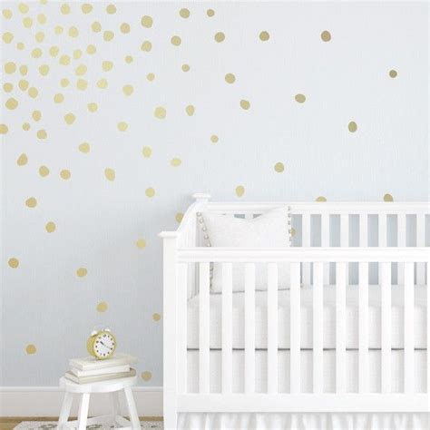 gold dot wall decals 25 best ideas about gold dot wall on polka