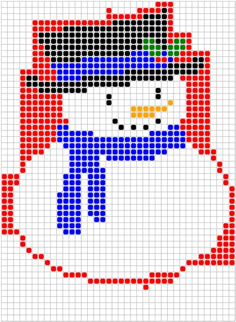 knitting from charts snowman knit chart v1 knitperfect